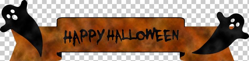 Happy Halloween Banner PNG, Clipart, Happy Halloween Banner, Logo, Meter Free PNG Download