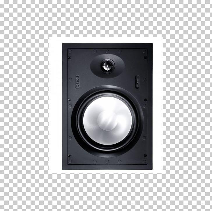 Subwoofer Studio Monitor Loudspeaker CANTON 2-Way In-Wall