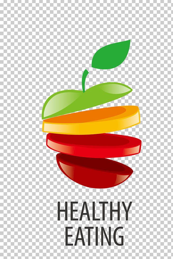 Logo Healthy Diet Eating Food PNG, Clipart, Apple Fruit
