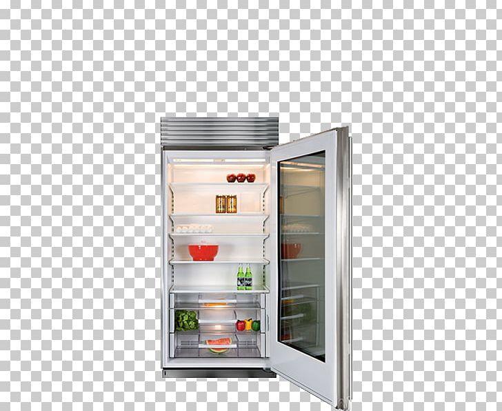 Sub Zero Refrigerator Sliding Glass Door Window Png Clipart