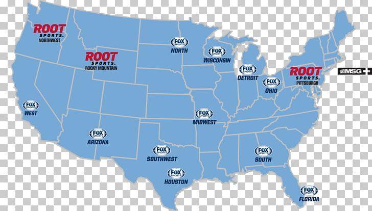 Northwestern United States Map Pacific Northwest Middle ...