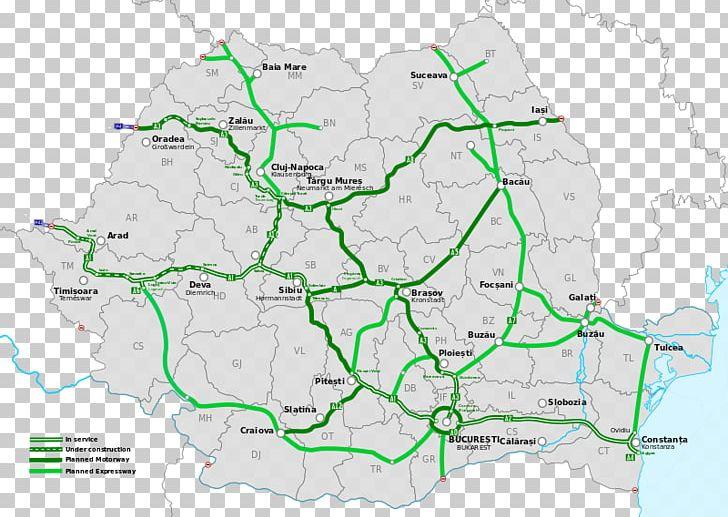 Rețeaua Rutieră Din Romania Pitești Controlled Access Highway Cluj