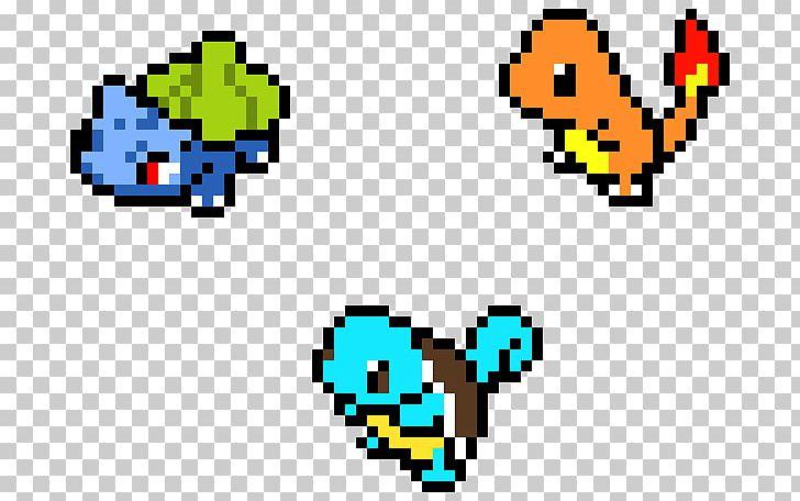 Pixel Art Pokemon Squirtle