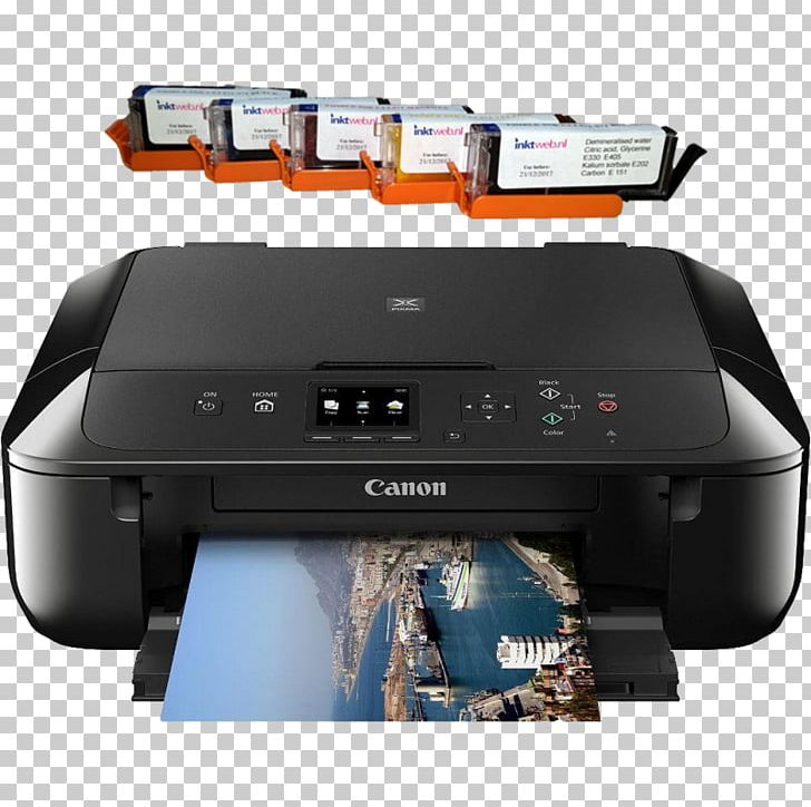 Canon PIXMA MG5750 Printer Inkjet Printing ピクサス PNG, Clipart, Airprint, Canon, Computer, Electronic Device, Electronics Free PNG Download