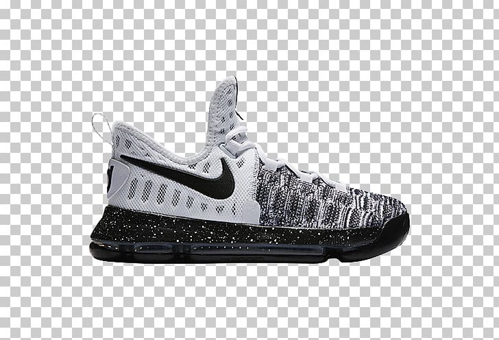 new concept aaa5e 46951 Nike KD 9 GS 'Black Space' Youth Sneakers Nike Zoom KD 9 ...