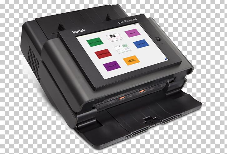 Kodak Scan Station 710 Accessories Scanner Duplex Scanning