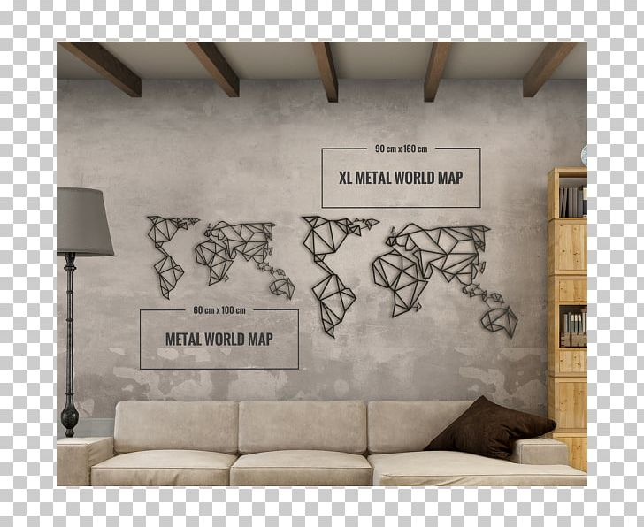 World Map Wall Decal Metal Png Clipart Angle Art Bronze