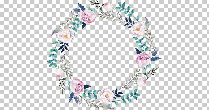 Floral Design Wreath Watercolor Painting Flower PNG, Clipart, Birthday, Body Jewelry, Branch, Crown, Floral Design Free PNG Download