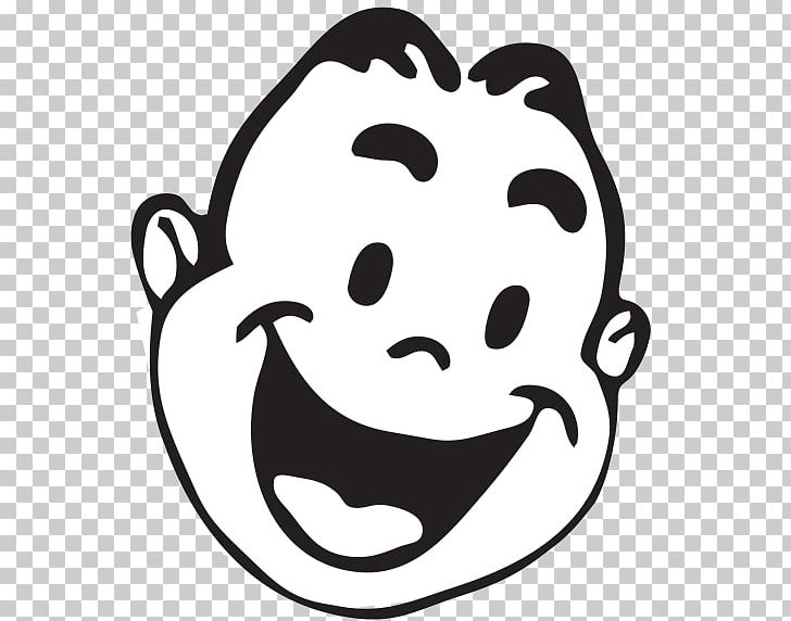 Freehand drawn black and white cartoon chewing gum.