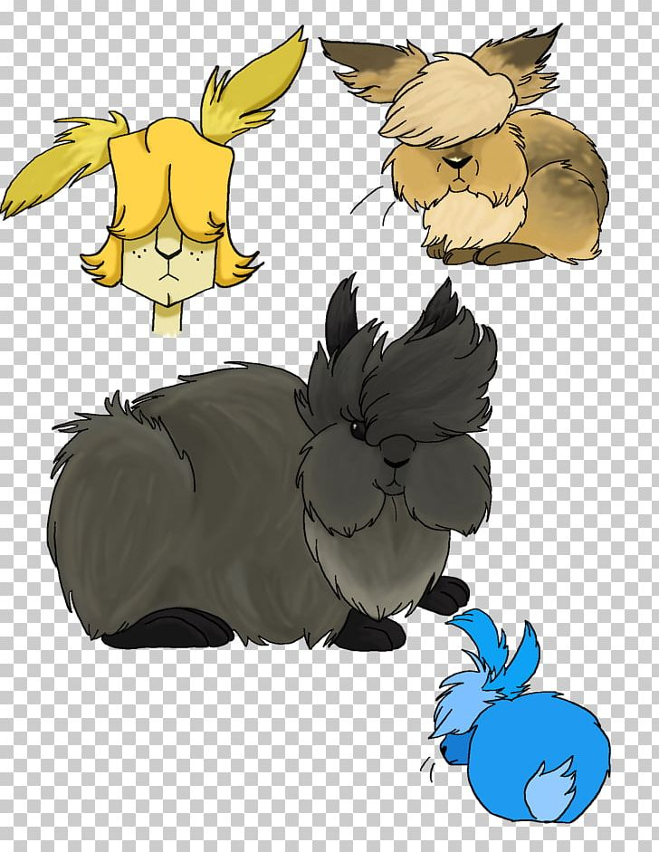 Lionhead Rabbit Hare Canidae Animal PNG, Clipart, Animal, Animals, Animated Film, Art, Breakdown Free PNG Download