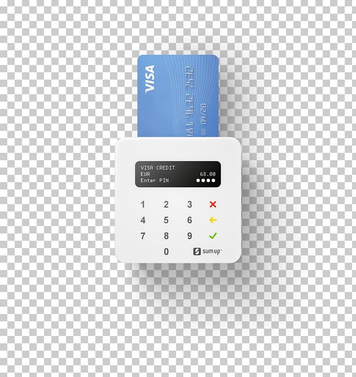 SumUp Add Sum Payleven Holding GmbH Credit Card Number PNG