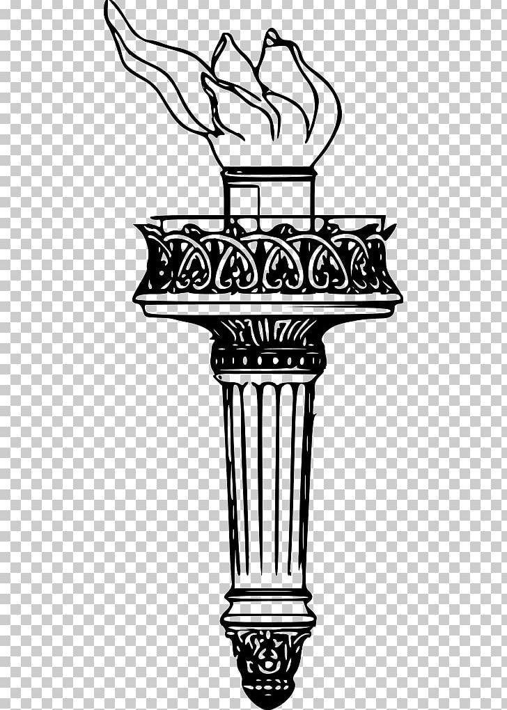 Statue Of Liberty Drawing PNG, Clipart, Black And White, Coloring Book, Drawing, Liberty Island, Line Free PNG Download