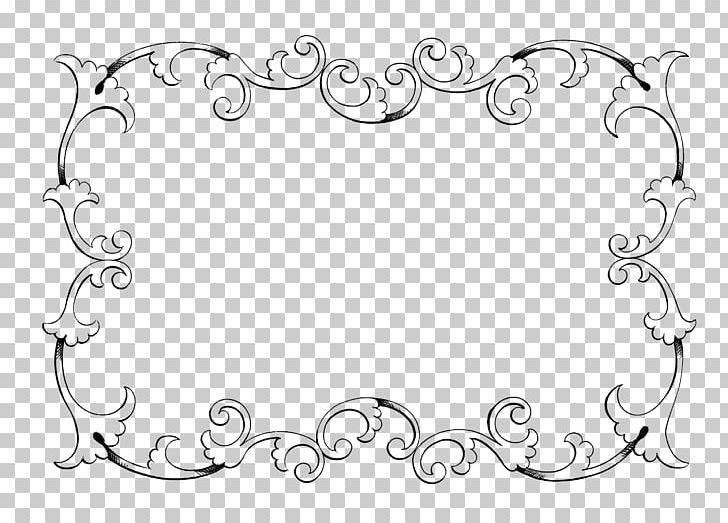 Borders And Frames Decorative Borders Frames Ornament PNG