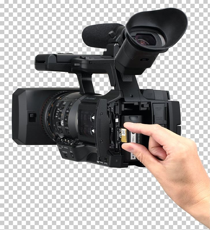Panasonic Video Cameras P2 Professional Video Camera PNG, Clipart, Avcintra, Camcorder, Camera, Camera Accessory, Camera Lens Free PNG Download