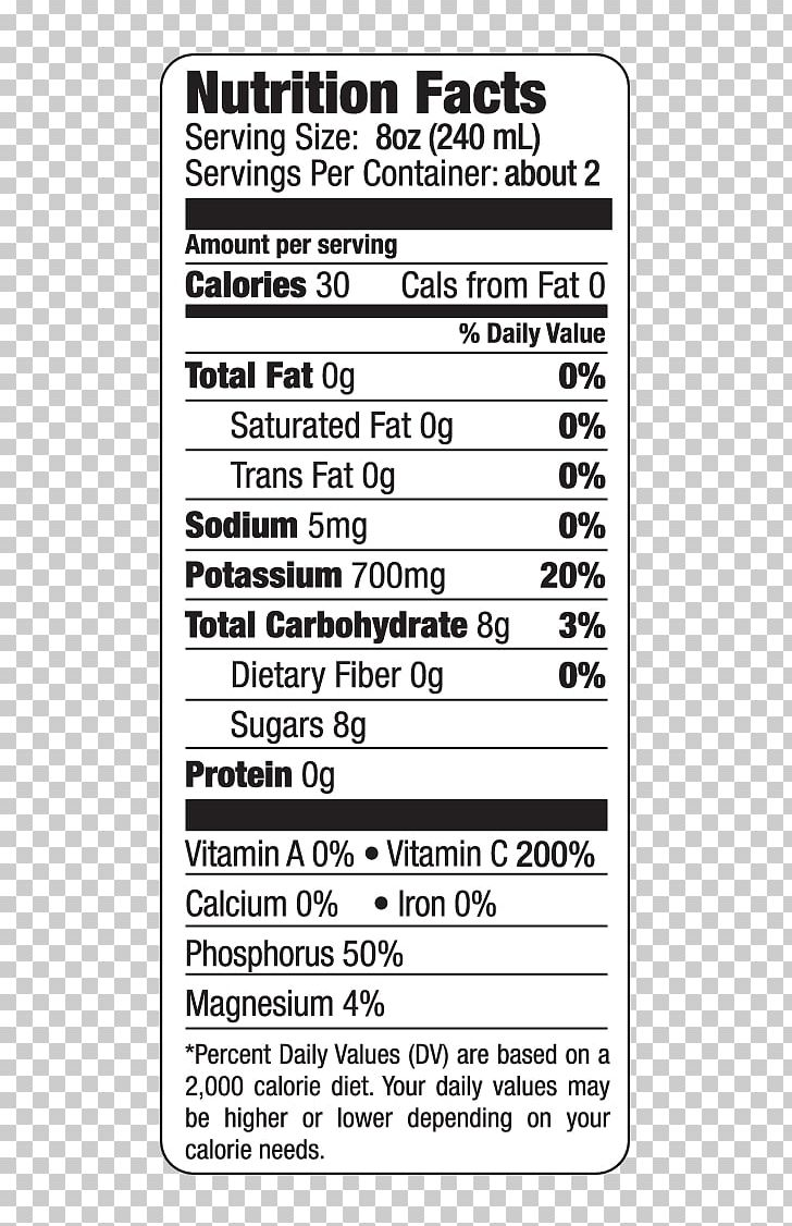 Nutrient Nutrition Facts Label Food The Hershey Company Png Clipart Area Calorie Chocolate Drink Flavor Free