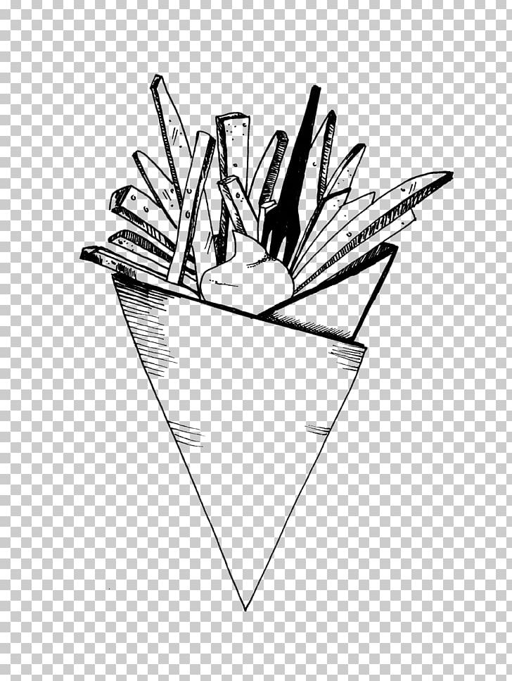French Fries Drawing Line Art Cartoon Png Clipart Angle Baking