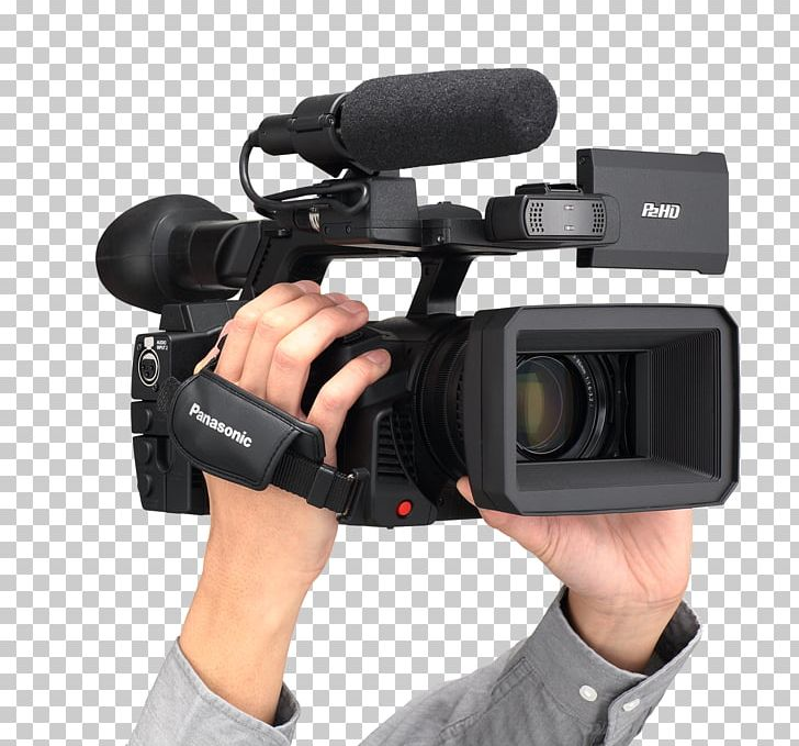 Panasonic P2 Video Cameras Professional Video Camera PNG, Clipart, Angle, Avcintra, Camera, Camera Accessory, Camera Lens Free PNG Download