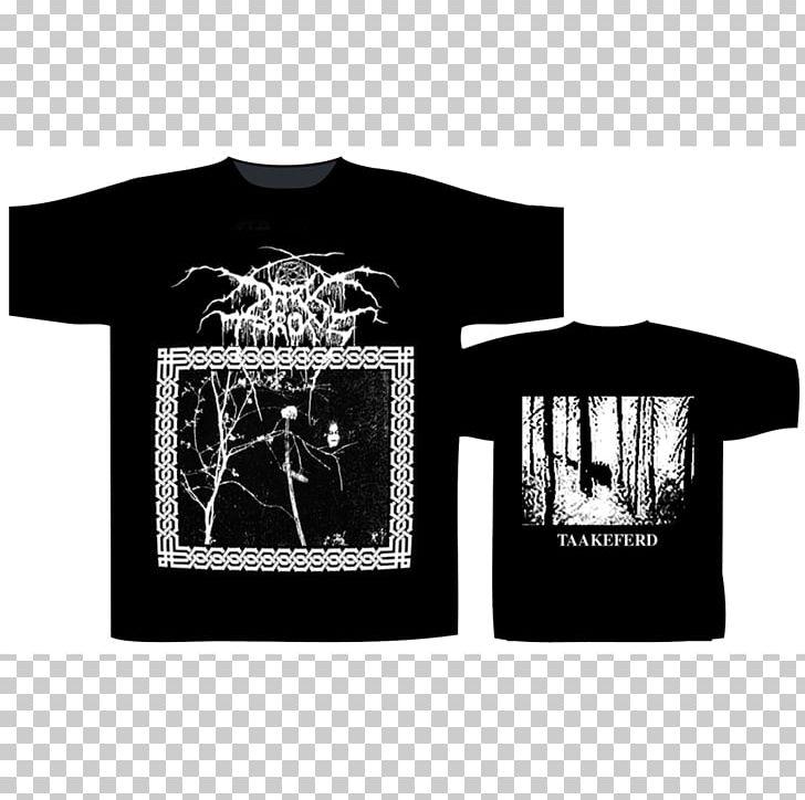 T-shirt Darkthrone Under A Funeral Moon A Blaze In The