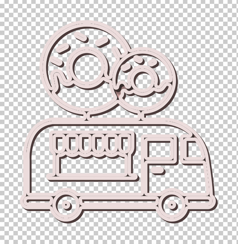 Street Food Icon Food Truck Icon PNG, Clipart, Car, Food Truck Icon, Geometry, Line, Mathematics Free PNG Download