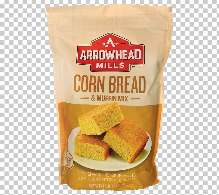 3 Pack Of Arrowhead Mills Corn Bread & Muffin Mix Whole