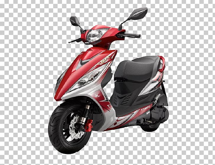 Scooter Piaggio Fly Motorcycle Two-stroke Engine PNG