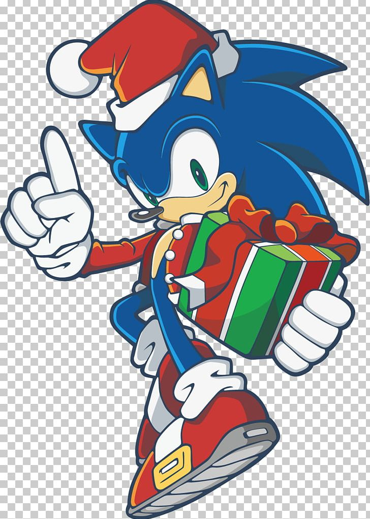 Sonic Christmas.Sonic The Hedgehog Sonic Mania Christmas Sonic Forces Sonic