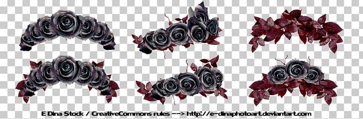 Black Rose Flower Crown PNG, Clipart, Black, Black Rose, Crown, Desktop Wallpaper, Drawing Free PNG Download