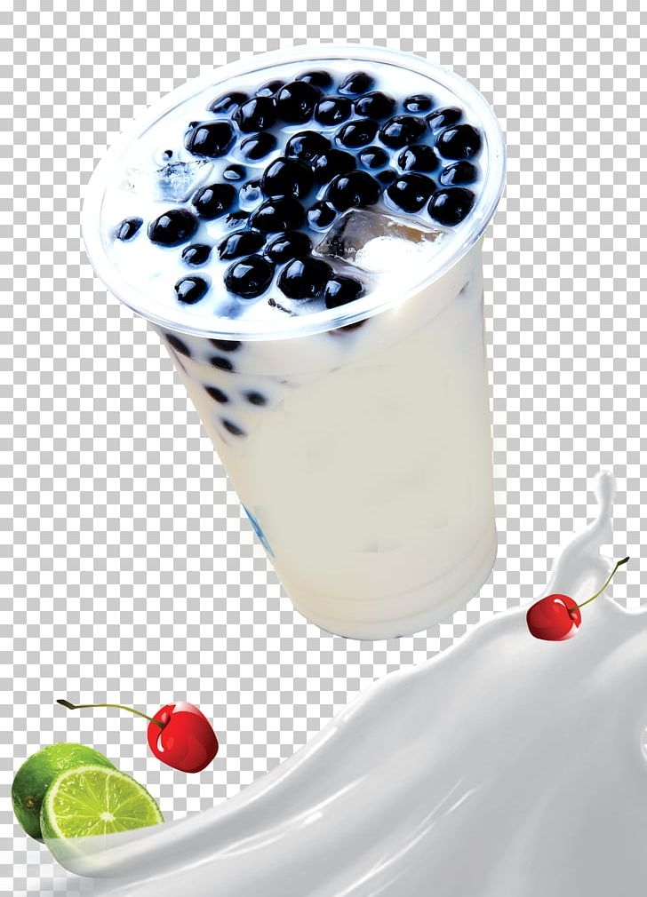 Bubble Tea Coffee Milk White Tea PNG, Clipart, Batida, Berry, Black, Black Tea, Cocktail Garnish Free PNG Download