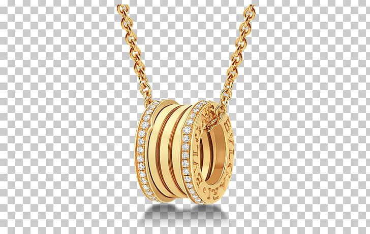 Charms & Pendants Bulgari Necklace Jewellery Colored Gold PNG, Clipart, Bracelet, Bulgari, Bvlgari, Bvlgari B Zero 1, Carat Free PNG Download
