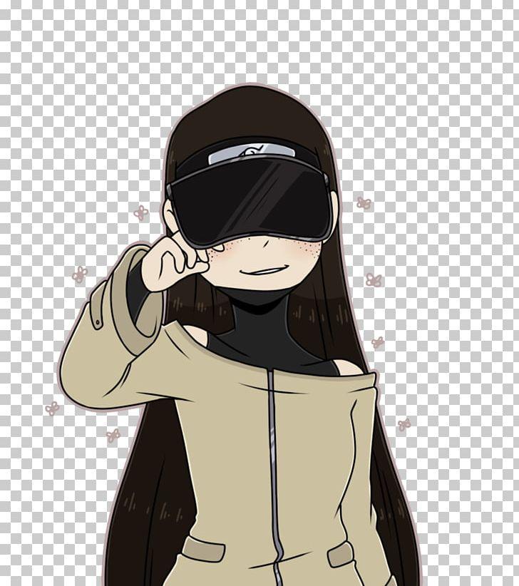 Glasses Cartoon Black Hair Png Clipart Anime Black Hair Brown