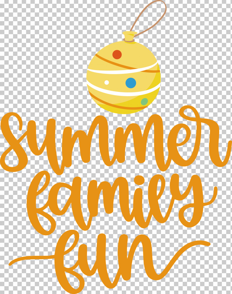 Summer Family Fun Summer PNG, Clipart, Fruit, Geometry, Happiness, Line, Logo Free PNG Download