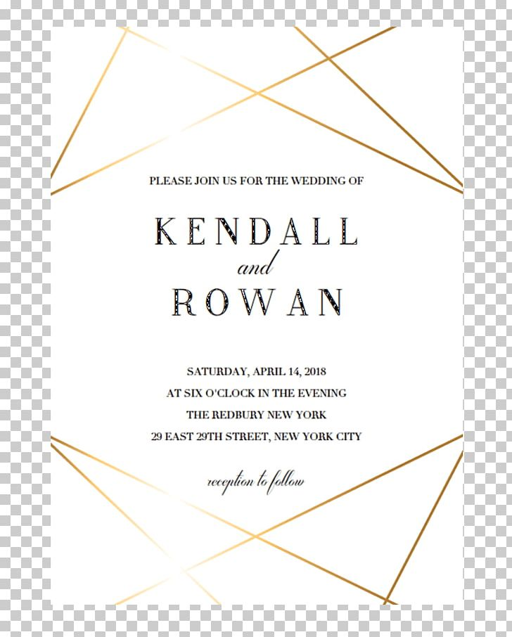 be68446391e62 Wedding Invitation Save The Date Wedding Reception Geometry PNG ...