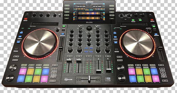 NAMM Show DJ Controller Disc Jockey Music Virtual DJ PNG