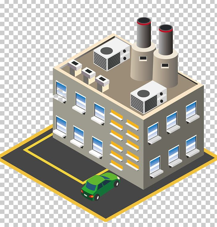 Industrial Park Industry Industrial District PNG, Clipart