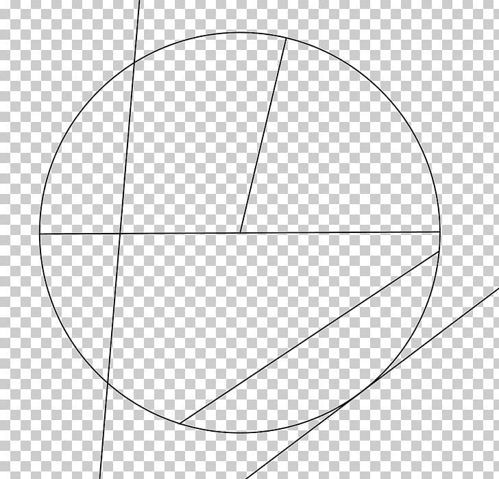 Circle Euclid's Elements Angle Secant Line Disk PNG, Clipart