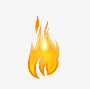 Fire small. Png clipart flames