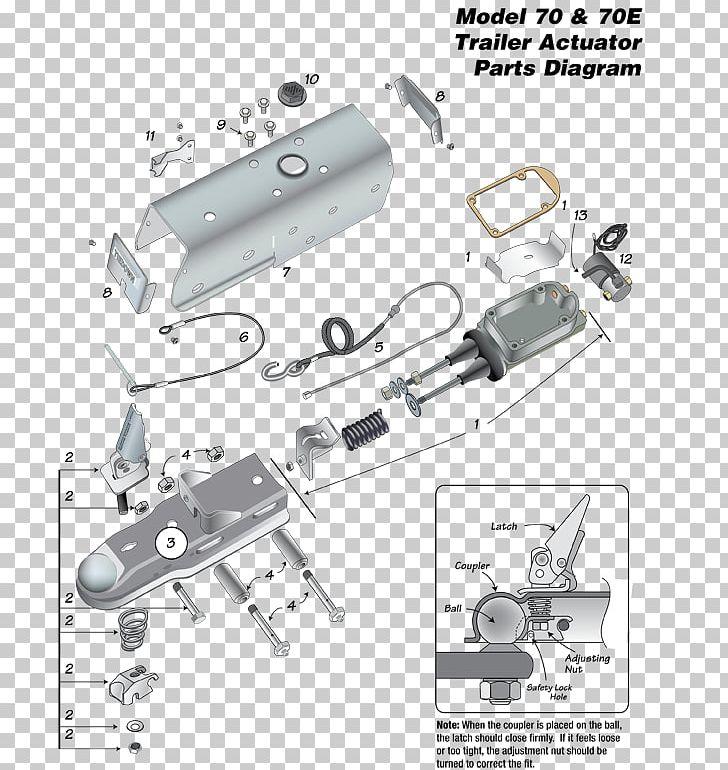 Boat Trailer Brake Wiring Diagram