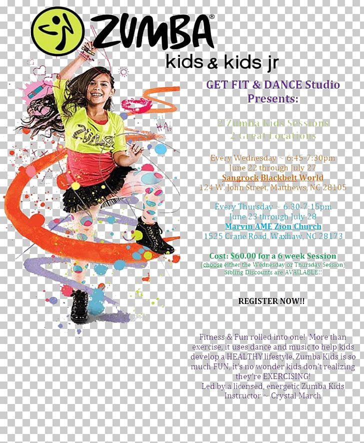 Zumba Kids Zumba Fitness: World Party Dance Exercise PNG, Clipart, Advertising, Aerobics, African Dance, Child, Choreography Free PNG Download