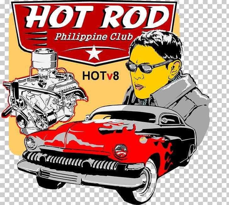 Custom Car Hot Rod Logo Motor Vehicle Png Clipart Art Automobile
