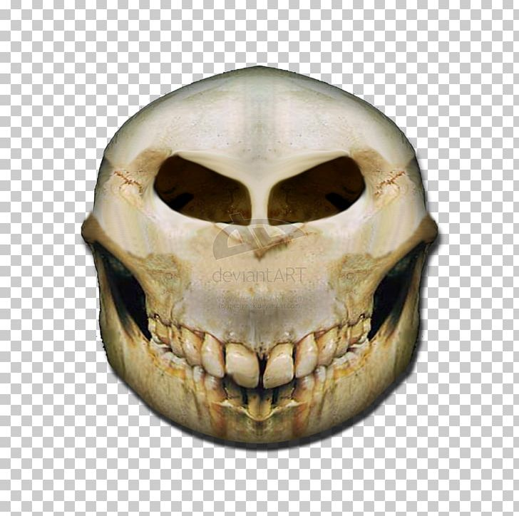 Skull Face Smiley Bone Skeleto...