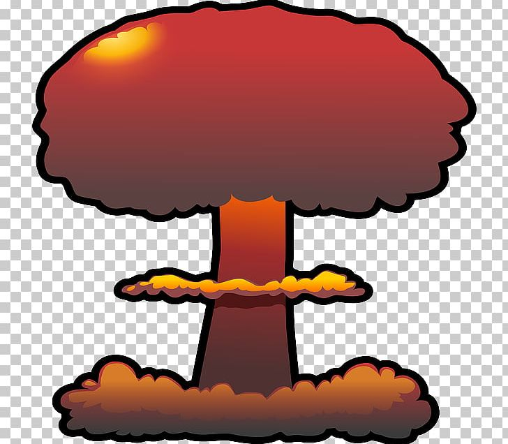 Nuclear Explosion Nuclear Weapon Mushroom Cloud PNG, Clipart
