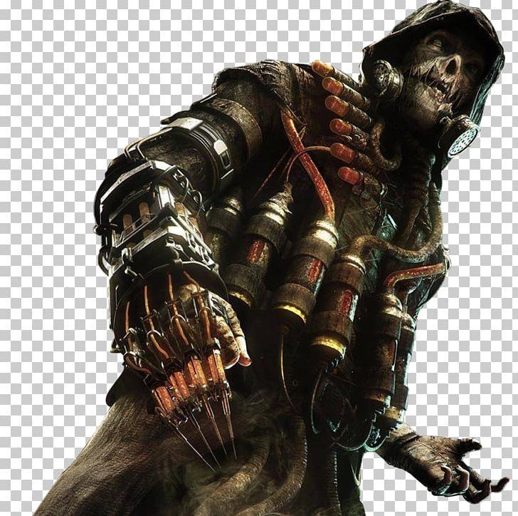 Batman Arkham Knight Scarecrow Concept Art