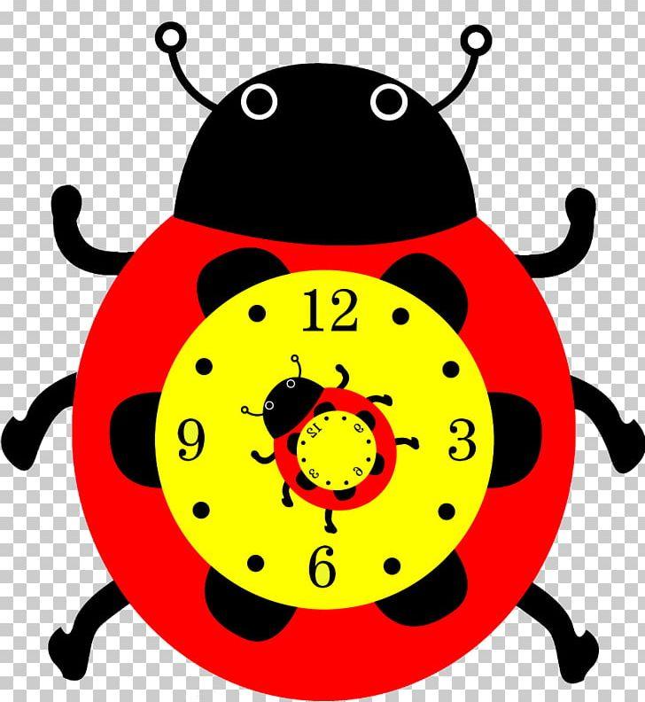 Alarm Clock Ladybird PNG, Clipart, Alarm, Alarm Clock, Bell, Cartoon, Cartoon Ladybug Free PNG Download