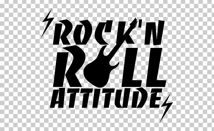 Text Rock 'n Roll Attitude Rock'n'Roll Attitude Rock And