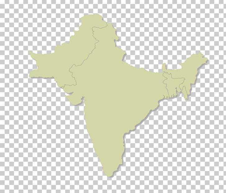 Partition Of Bengal Map Punjab East Pakistan PNG, Clipart