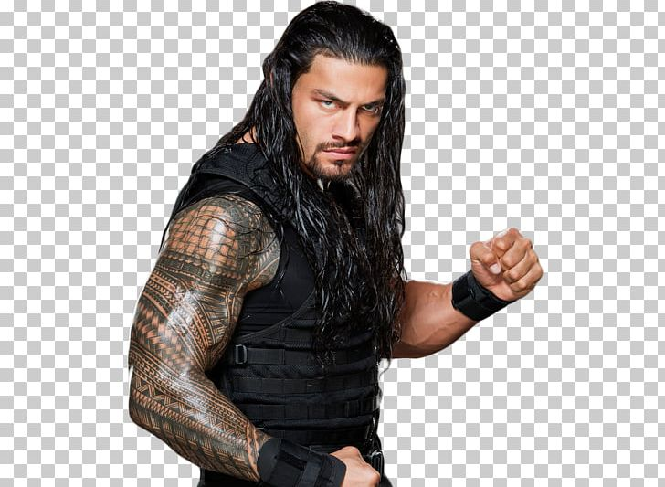 Roman Reigns Wwe Smackdown Wrestlemania The Shield Png Clipart