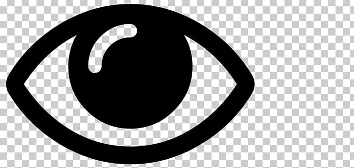 Computer Icons Font Awesome Eye Font PNG, Clipart, Area, Black And White, Brand, Circle, Computer Icons Free PNG Download