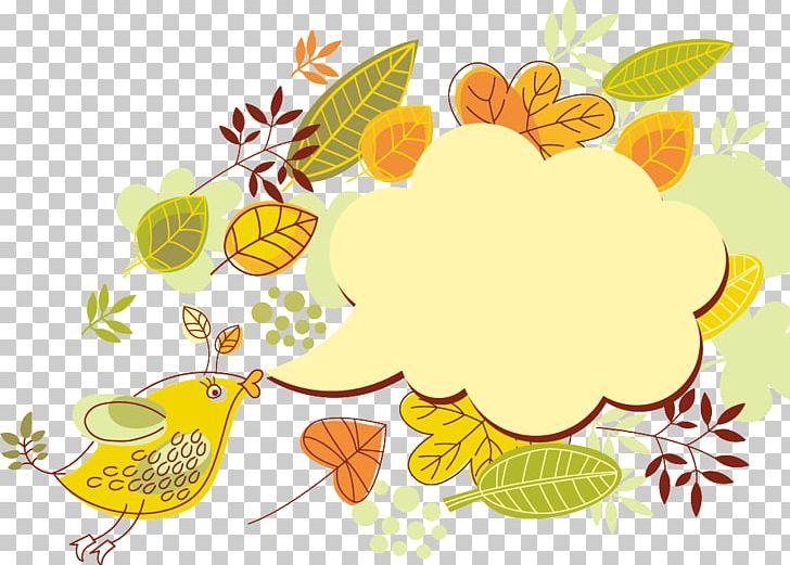 Autumn Leaf Color Cartoon PNG, Clipart, Artwork, Autumn, Autumn Leaf Color, Beak, Branch Free PNG Download