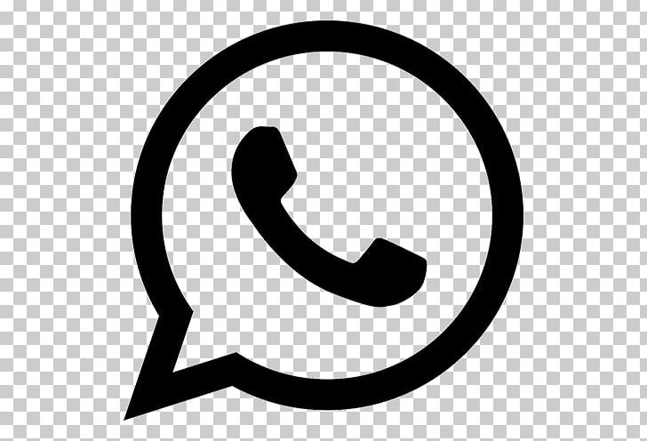 WhatsApp Logo Computer Icons PNG, Clipart, Area, Black And White, Circle, Computer Icons, Download Free PNG Download
