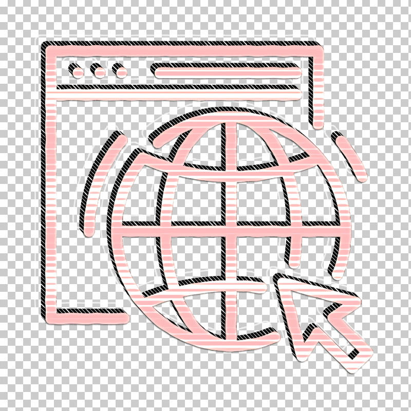 Internet Icon Global Icon Seo And Web Icon PNG, Clipart, Geometry, Global Icon, Internet Icon, Line, M Free PNG Download